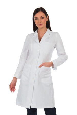 camice sfera bianco anti-microbico