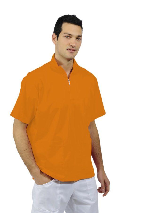 Casacca Mercurio arancio