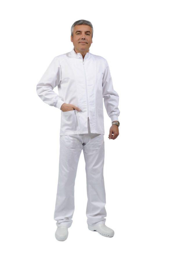 Casacca Ermes bianco