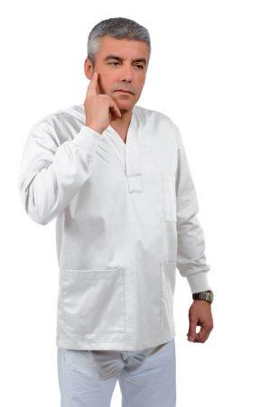 Casacca Giove bianco
