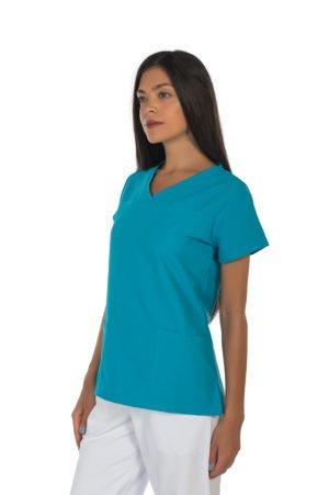Casacca Power Turquoise – NO STIRO