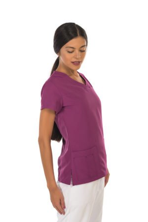 Casacca Power Violet – NO STIRO