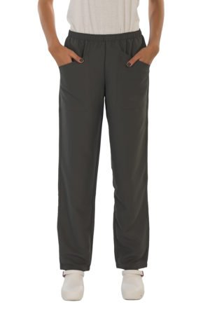 Pantalone Fast grey no stiro