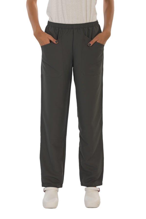 Pantalone Fast grey no stiro