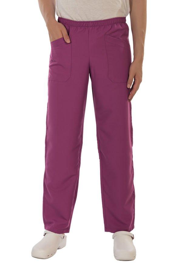 Pantalone fast violet no stiro