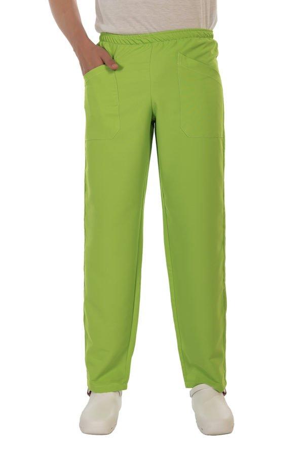 Pantalone Fast apple green no stiro