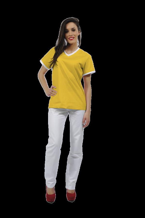 casacca alia giallo