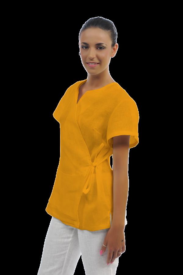 kimono giallo 316